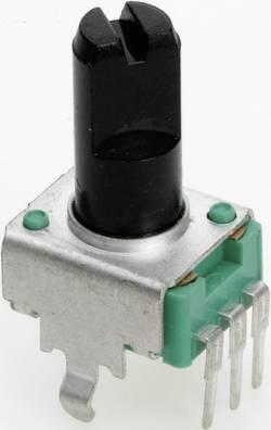 Potentiomètre en plastique conducteur 5 kΩ linéaire 4113002900 mono 1 pc(s)
