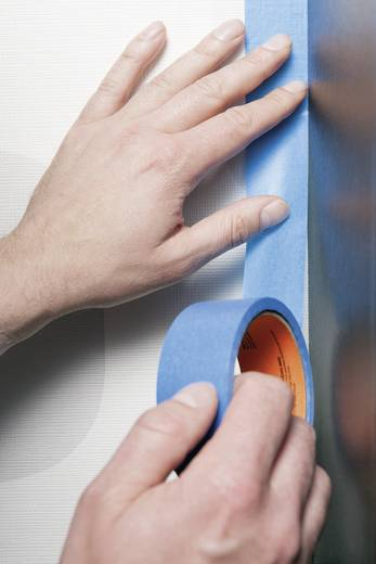 Ruban de masquage ScotchBlue™ 3M 7000059920 bleu (L x l) 25 m x 24 mm 1 rouleau(x)
