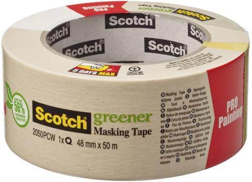 Ruban de masquage Scotch® 3M 7000059919 beige (L x l) 50 m x 48 mm 1 rouleau(x)