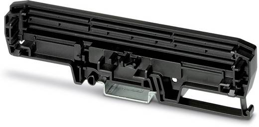 Elément latéral de boîtier pour rail Phoenix Contact UM-PRO 72 COVER-L BK 2200151 plastique 10 pc(s)