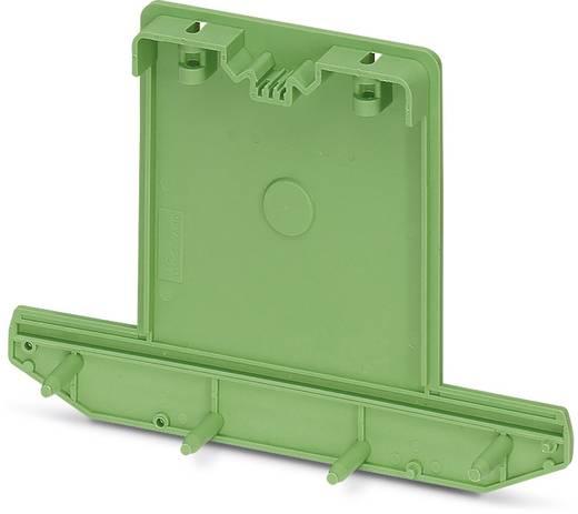 Elément latéral de boîtier pour rail Phoenix Contact UM-SE-A60 2955616 plastique 10 pc(s)