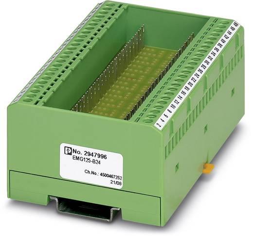 Boîtier pour rail Phoenix Contact EMG125-B24 2947996 plastique 2 pc(s)