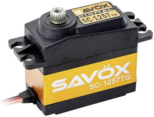Servo standard numérique Savöx SC-1257TG 80101002 1 pc(s)
