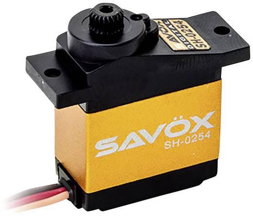 Mini-servo numérique Savöx SH-0254 80101006 1 pc(s)