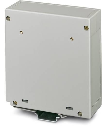 Boîtier pour rail Phoenix Contact EFG 45-LG/BS GY 2757474 plastique 5 pc(s)