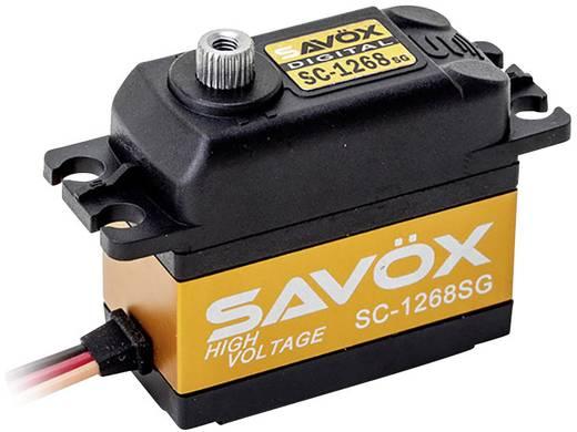 Servo standard numérique Savöx SC-1268SG 80101029 1 pc(s)