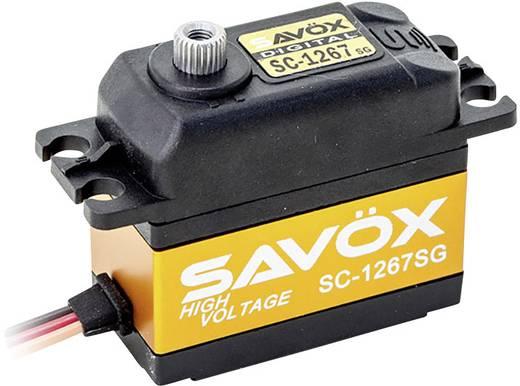 Servo standard numérique Savöx SC-1267SG 80101030 1 pc(s)