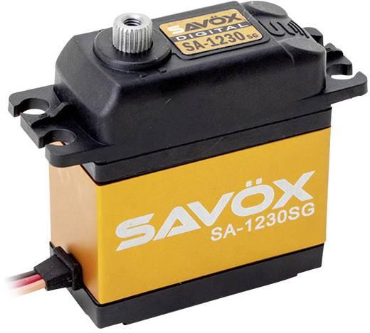 Servo standard numérique Savöx SA-1230SG 80101035 1 pc(s)