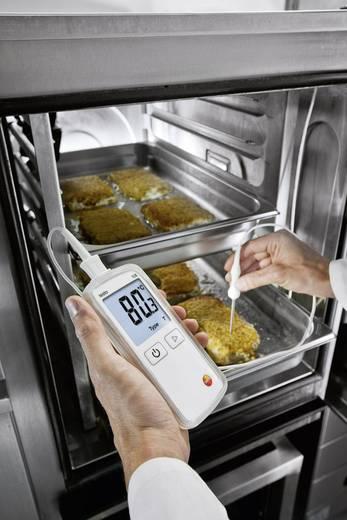 Appareil de mesure de température testo 0563 1082 -50 à +300 °C Type de sonde T, K Etalonné selon: d'usine (sans certif