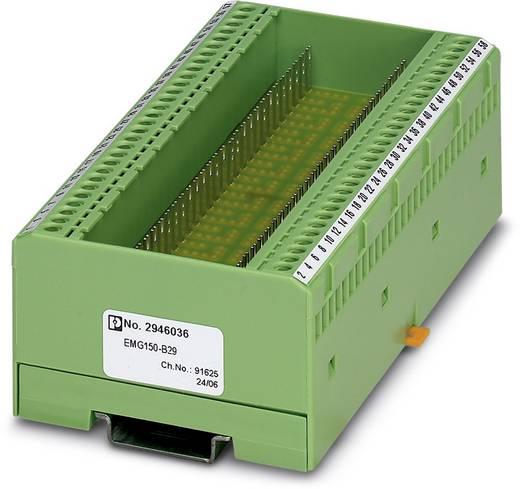 Boîtier pour rail Phoenix Contact EMG150-B29 2946036 2 pc(s)