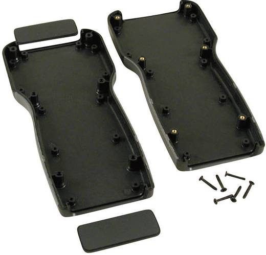 Boîtier portable Hammond Electronics 1553TBK ABS noir 210 x 100 x 32 1 pc(s)