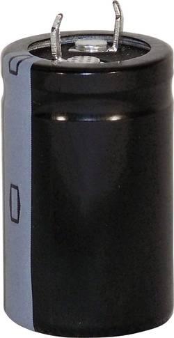 Condensateur électrolytique Snap-In 100 µF 450 V Teapo SLQ107M450S1A5R30K (Ø x h) 25 mm x 30 mm 20 % Pas: 10 mm 1 pc(s)
