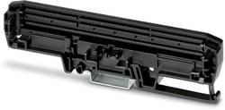 Elément latéral de boîtier pour rail Phoenix Contact UM-PRO 108 COVER-L BK 2200155 plastique 10 pc(s)