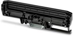 Elément latéral de boîtier pour rail Phoenix Contact UM-PRO 122 COVER-L BK 2200158 plastique 10 pc(s)
