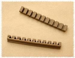 Connecteur pour circuit imprimé Hammond Electronics 1591Z50 ABS 50 pc(s)