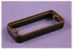 Cadre Hammond Electronics 1455DBBK-10 ABS noir (L x l x h) 8 x 45 x 25 mm