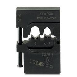 Matrice de sertissage Phoenix Contact 1212471 2.5 à 6 mm² adapté pour marque Phoenix Contact 1 pc(s)