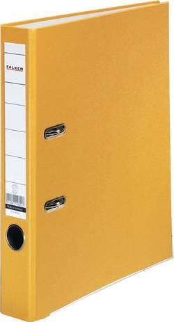 Classeur Falken FALKEN PP-Color 9984139 2 étriers DIN A4 jaune