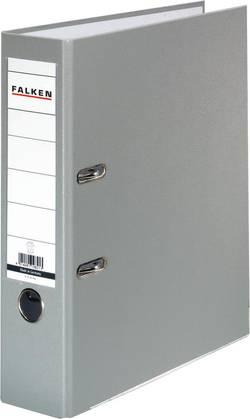 Classeur Falken FALKEN PP-Color 9984022 2 étriers DIN A4 gris