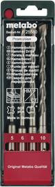 Set de forets pour marteau-perforateur 4 pièces SDS-Plus Metabo 625580000 Longueur 160 mm 1 set
