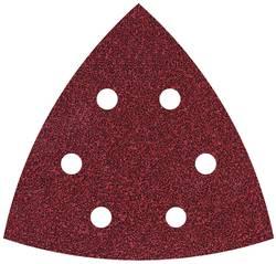 Set feuilles abrasives Delta avec bande auto-agrippante, perforé Wolfcraft 1787000 Grain 60, 120, 240 Cote d'encoignure