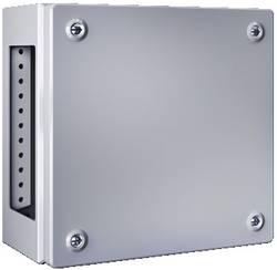 Coffret d'installation Rittal KL 1539.510 1539.510 gris clair 400 x 400 x 120 Tôle d'acier 1 pc(s)