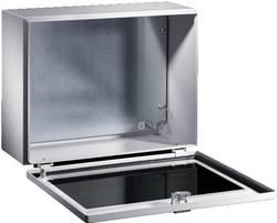 Coffret d'installation Rittal BG 1578.530 1578.530 gris clair (RAL 7035) 600 x 300 x 155 Tôle d'acier 1 pc(s)