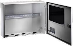 Coffret d'installation Rittal BG 1606.520 1606.520 gris clair (RAL 7035) 400 x 300 x 120 Tôle d'acier 1 pc(s)