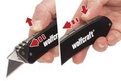 1 couteau de poche alu loisir Wolfcraft 4124000