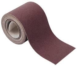 Rouleau de papier abrasif avec bande auto-agrippante Wolfcraft 5812000 Grain 120 (L x l) 4 m x 93 mm 1 rouleau(x)