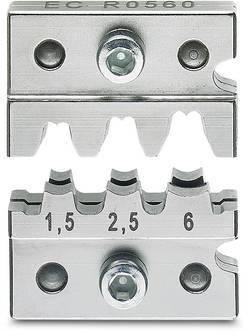 Matrice de sertissage Phoenix Contact 1212242 0.5 à 6 mm² adapté pour marque Phoenix Contact 1 pc(s)