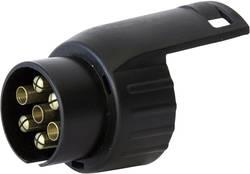 Adaptateur pour remorque DINO 130008 [prise femelle 7 plots - prise mâle 13 plots] plastique ABS