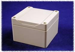 Boîtier universel Hammond Electronics 1555E2GY Polycarbonate gris 90 x 90 x 60 1 pc(s)