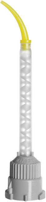 UHU 46760 Buse mélangeuse courte et courbée 77 mm 1 pc(s) Convient pour Mélangeur pour cartouches à double chambre de 50