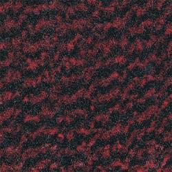 Tapis d'entrée anti-poussières noir / marron ML. x 1,2m COBA Europe VP010508C
