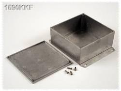 Boîtier universel Hammond Electronics 1590KKF aluminium naturel 125 x 125 x 56 1 pc(s)