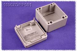 Plaque d'insertion Hammond Electronics 1590ZGRP121PL Tôle d'acier naturel