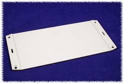 Plaque pour presse-étoupes Hammond Electronics 1591FEGY ABS gris (L x l) 220 mm x 10 mm