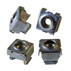 Ecrou de montage Hammond Electronics 1421CNM50 acier argent 50 pc(s)