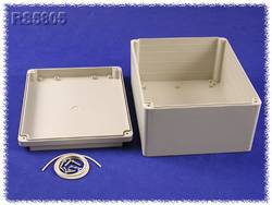 Boîtier universel Hammond Electronics RS5805 ABS gris 250 x 200 x 130 1 pc(s)