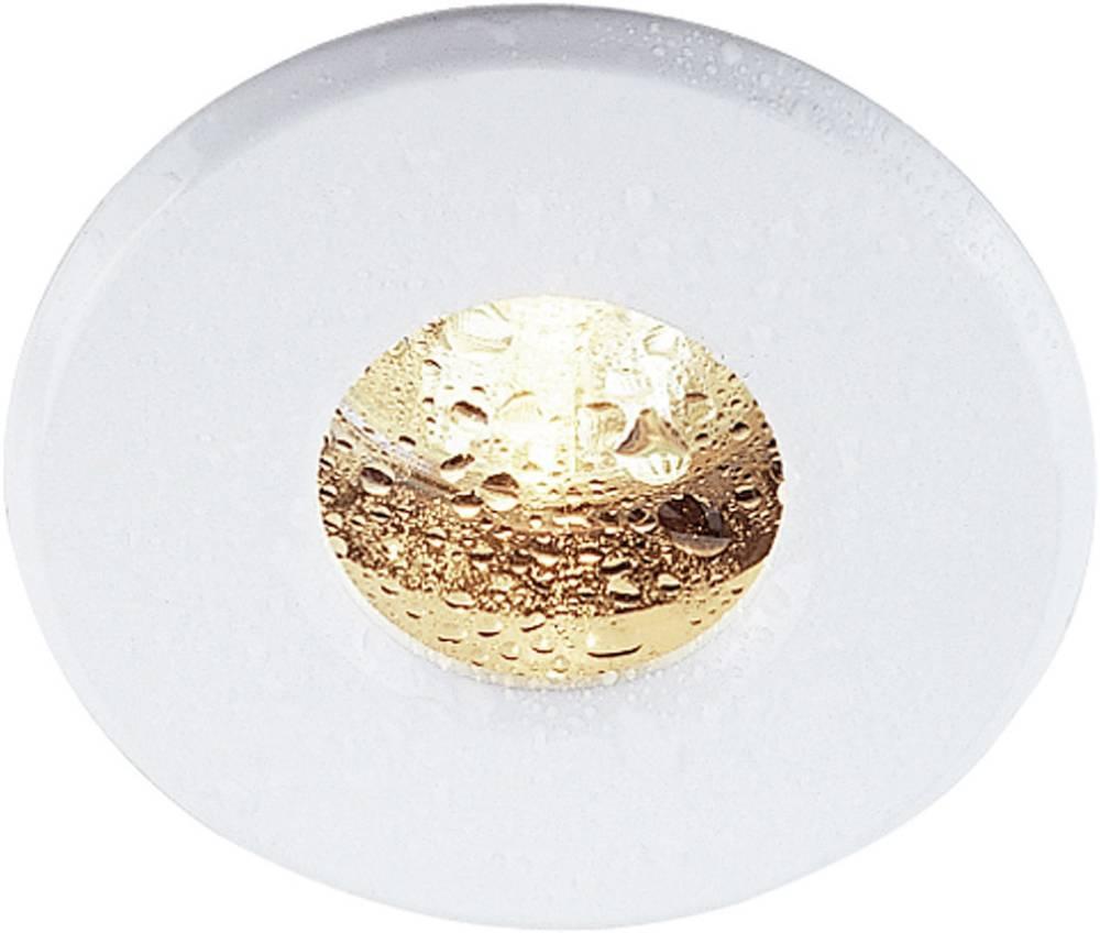 Slv Spot Salle De Bain ~ luminaire encastrable pour salle de bain slv out 65 g5 3 35 w blanc