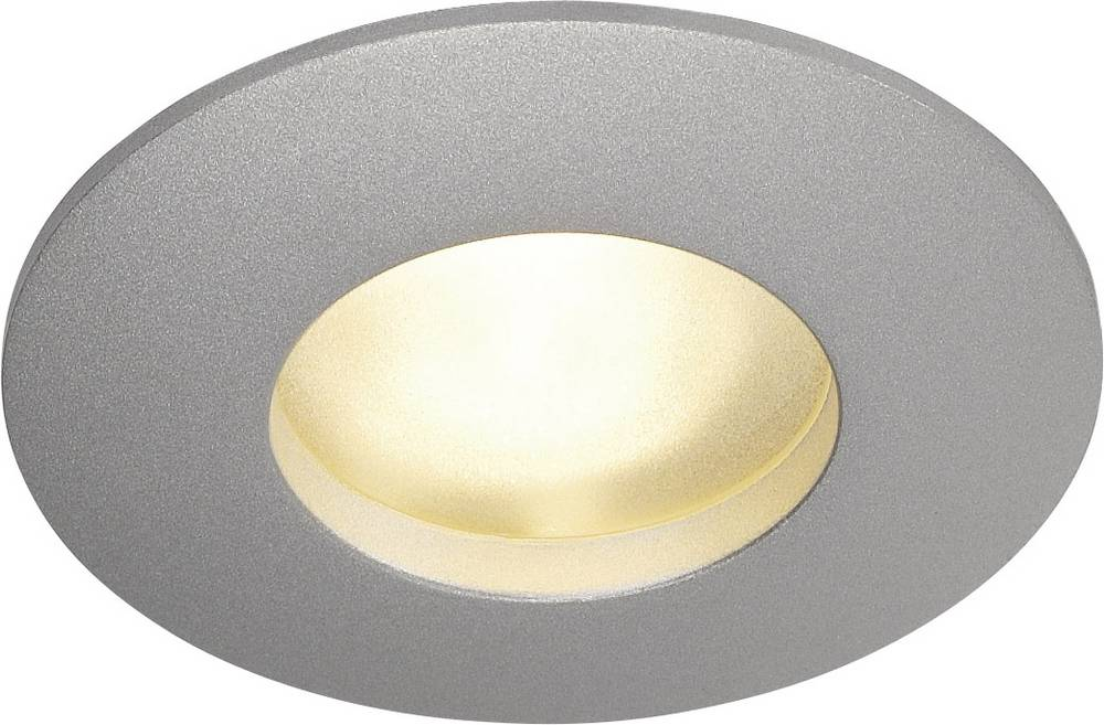 Slv Spot Salle De Bain ~ luminaire encastrable pour salle de bain slv out 65 g5 3 35 w argent