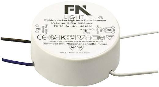 Transformateur Pour Halogene Slv 461050 12 V 10 70 W Dimmable Avec