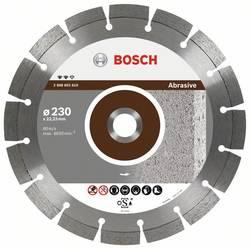 Disque à tronçonner diamanté Expert for Abrasive, 115 x 22,23 x 2,2 x 12 mm Bosch 2608602606