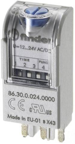Relais temporisé Finder 86.30.0.024.0000 1 pièce