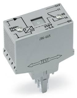 Module de contrôle de continuité de courant Conditionnement: 1 pièce WAGO 286-665