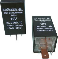 Kräcker 24.3400.10 Relais automobile 12 V/DC 40 A 1 NO (T)