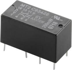 Relais pour circuits imprimés TE Connectivity C93418 3-1462000-7 12 V/DC 2 A 2 inverseurs (RT) 1 pc(s)