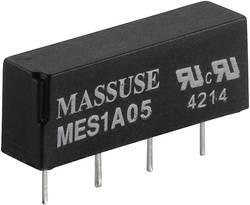 Relais Reed SIP-4 MES1A05 1 NO (T) 5 V/DC 0.5 A 10 W 1 pc(s)
