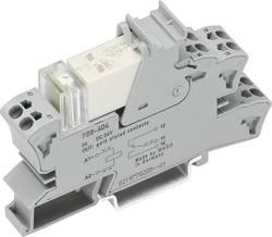 Bloc relais WAGO 788-615 Tension nominale: 115 V/AC Courant de commutation (max.): 8 A 2 inverseurs (RT) 1 pc(s)